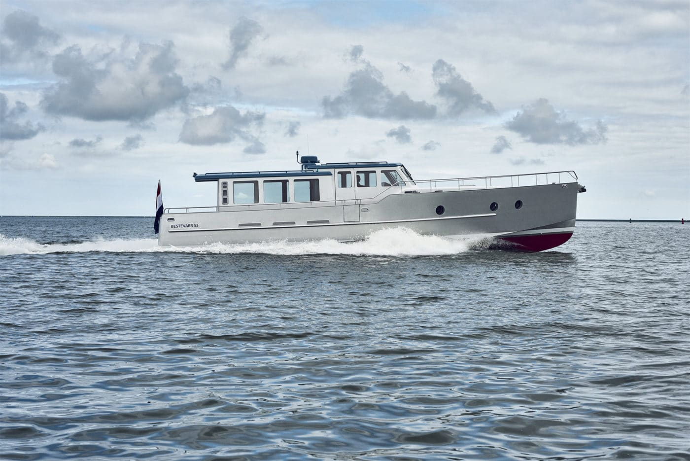 Bestevaer 53 Motoryacht