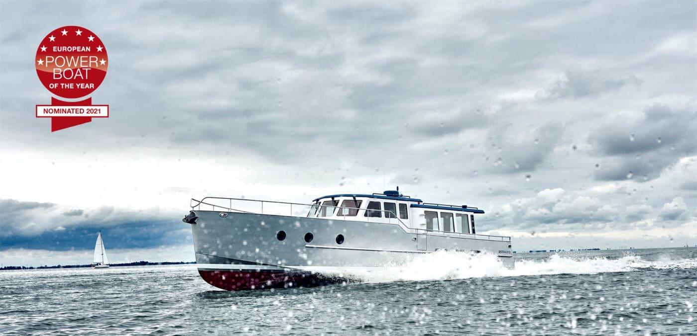 Twee nominaties voor European Powerboat of the Year 2021
