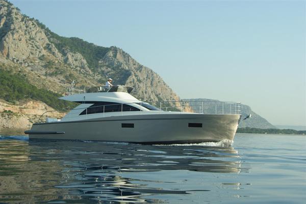 Cyrus 13.80 m Charter Yacht