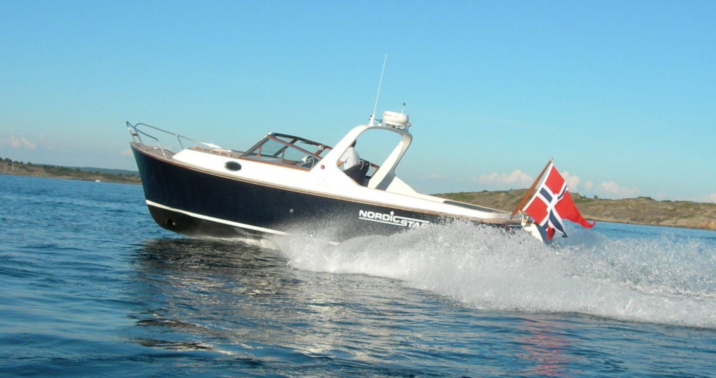 Nordic Star 32′ Cruiser