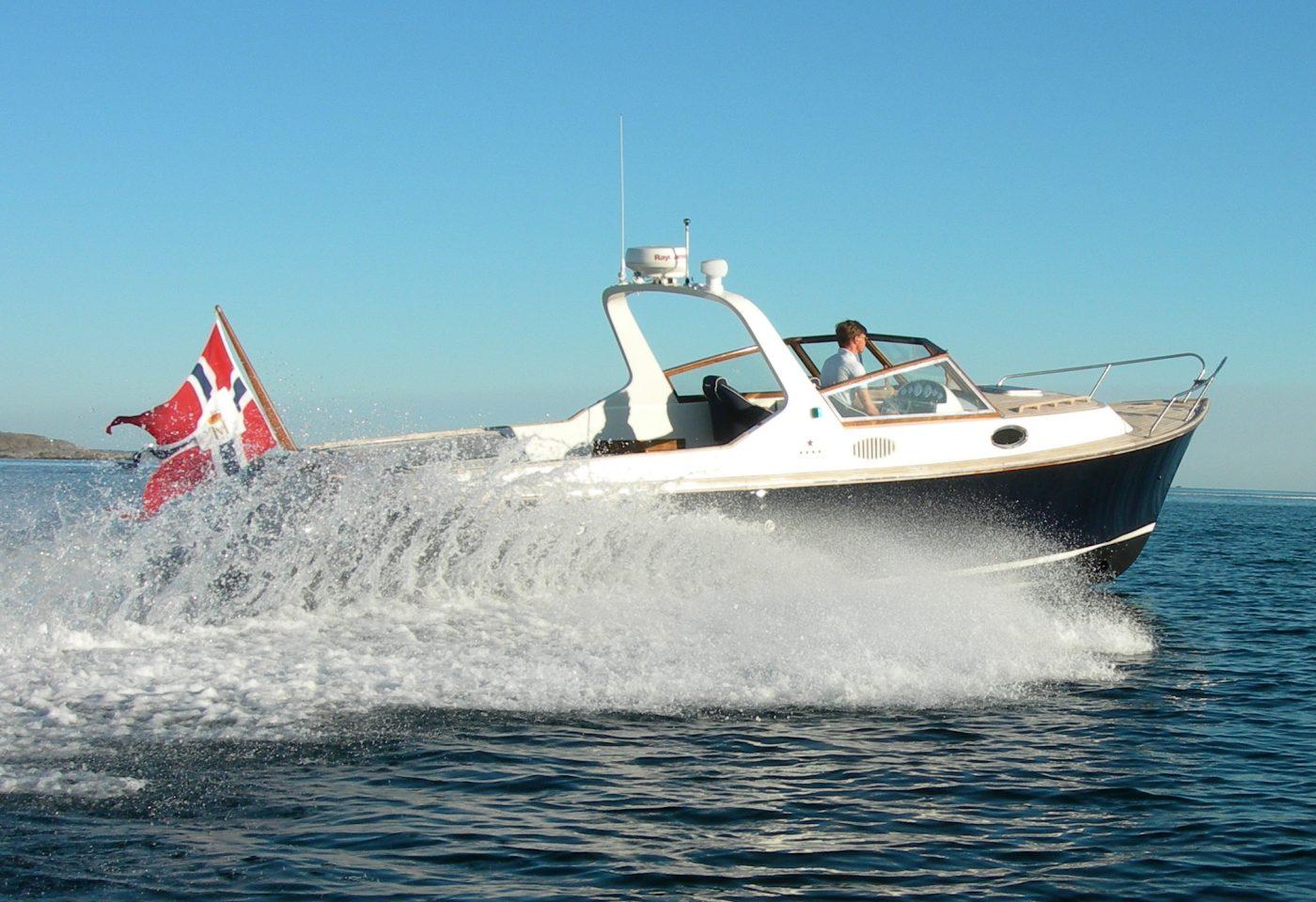 Nordic Star '32 Cruiser