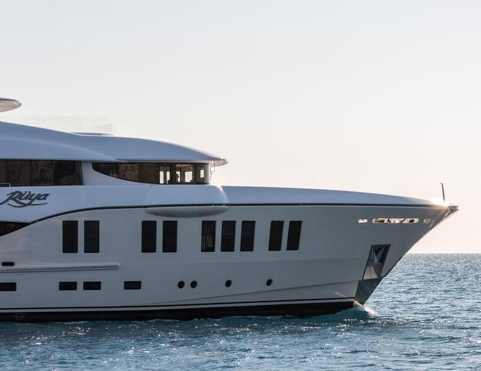 Alia Yachts Turkey MY Rüya