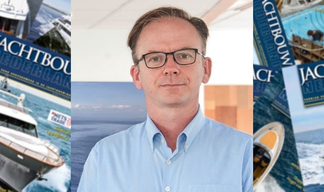 Dutch Yacht Building: news item