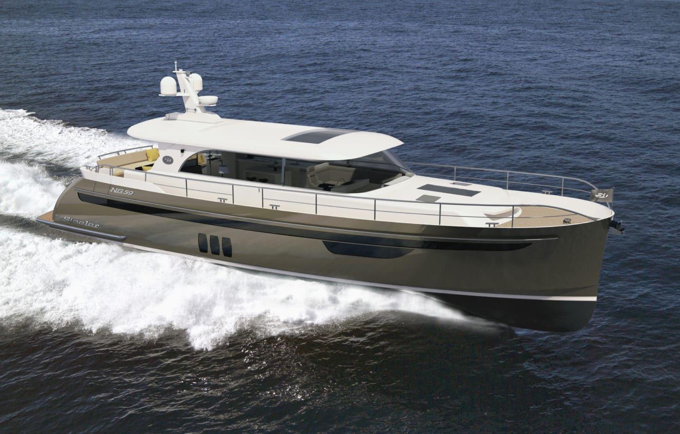 STEELER 61S offshore NNY: in ontwikkeling