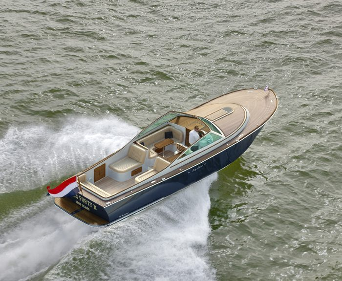 Long Island 40 Runabout